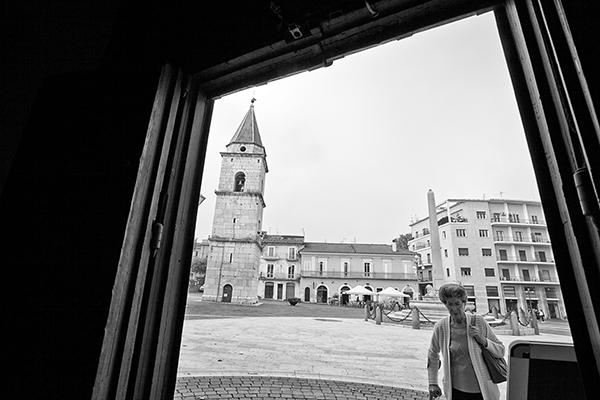 Benevento Sannio e i sanniti Piazza Orsini